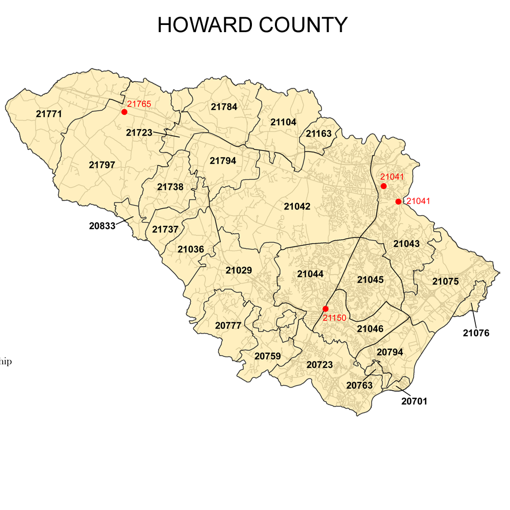 howard county black singles Howard county early childhood advisory council (hcecac) parents and families community stakeholders early child care professionals.
