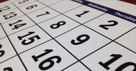 The Appraisals Effective Date
